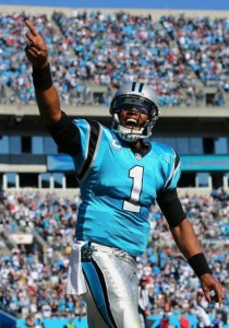 Cam Newton quietly leading his team to a great season