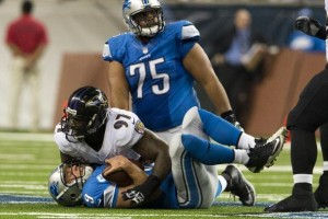Stafford and the Lions go down again -