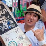 Skateboarding legend Christian Hosoi talks about fatherhood