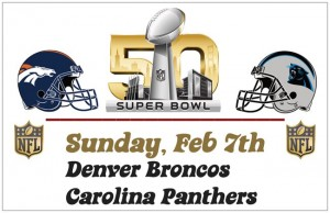 Carolina Panthers and Denver Broncos will clash in Super Bowl 50 -